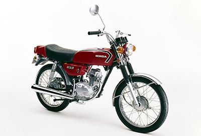 ベンリイ CB50JX3