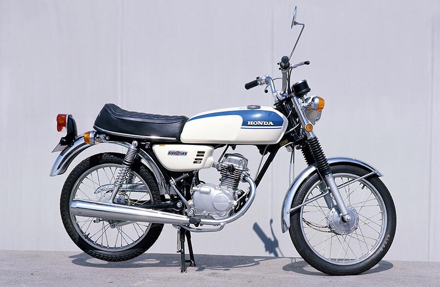 ベンリイCB50