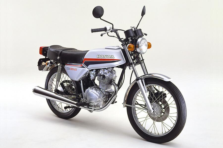 ベンリイ CB125JX