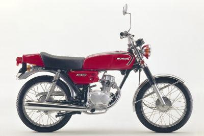 ベンリイ CB50JX