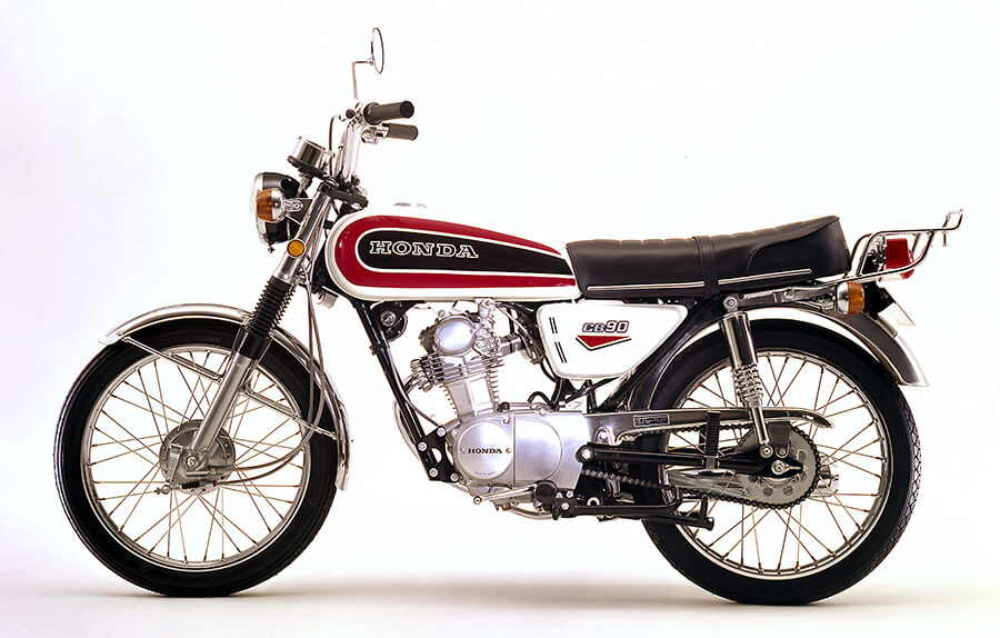 ベンリイ CB90JX2